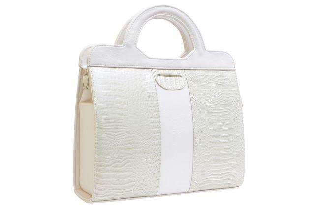 0846 сумка женская бежевая