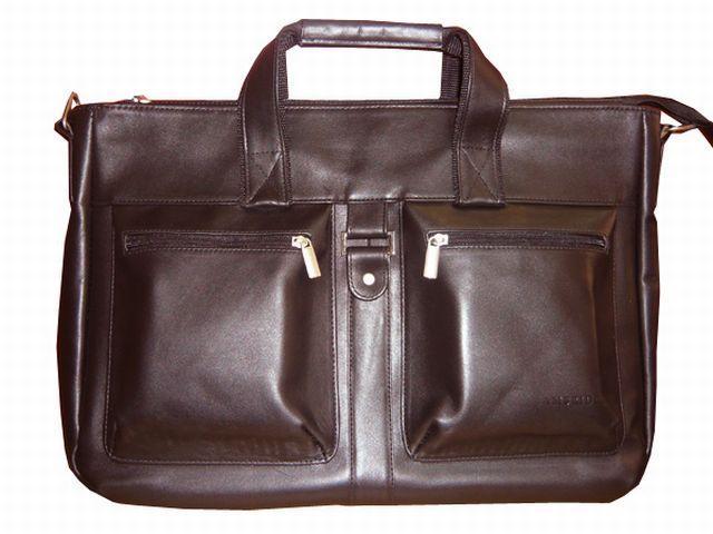 1023н портфель коричневый