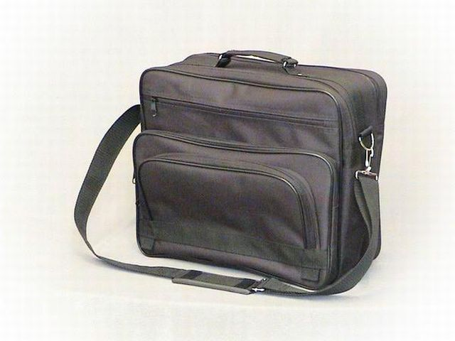 0029к сумка мужская черная