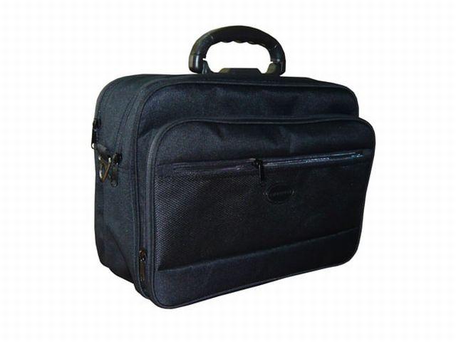 0826к сумка мужская черная