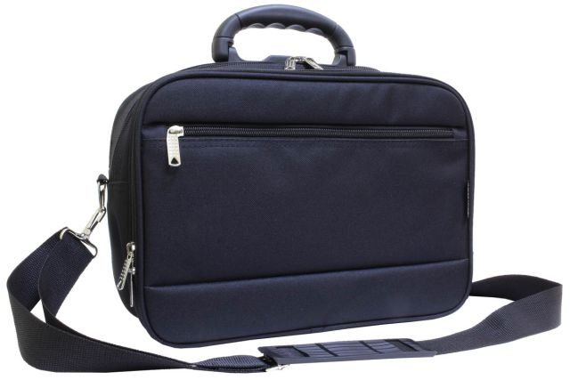 0828к сумка мужская черная