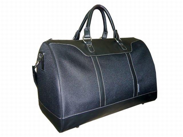 1115к сумка дорожная черная