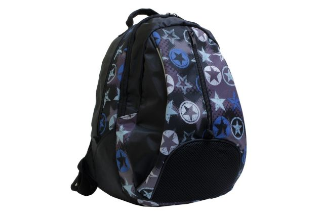 0589к рюкзак черный/дизайн