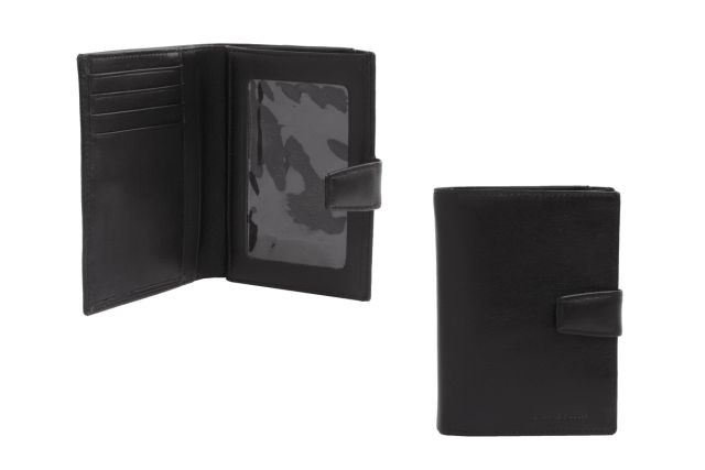 0618мн портмоне черное