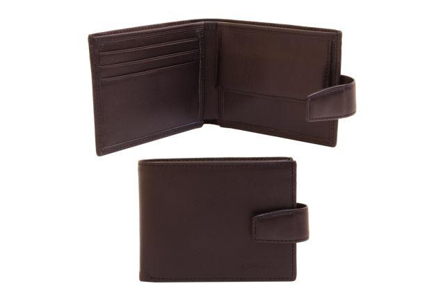 0621мн портмоне коричневое