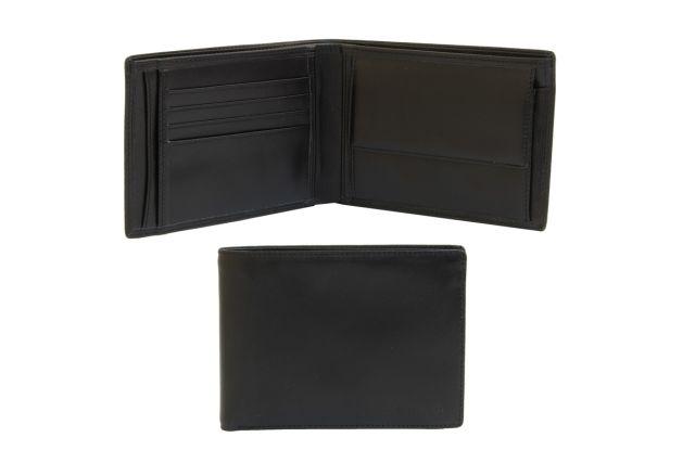 0629н портмоне черное