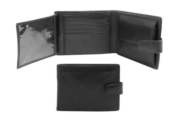 1111мн портмоне черное