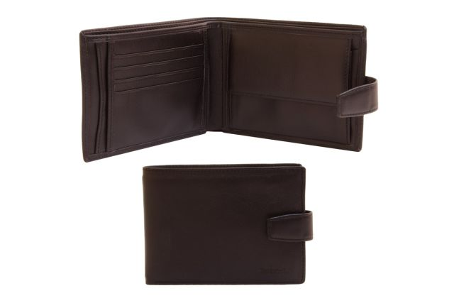 0629мн портмоне коричневое