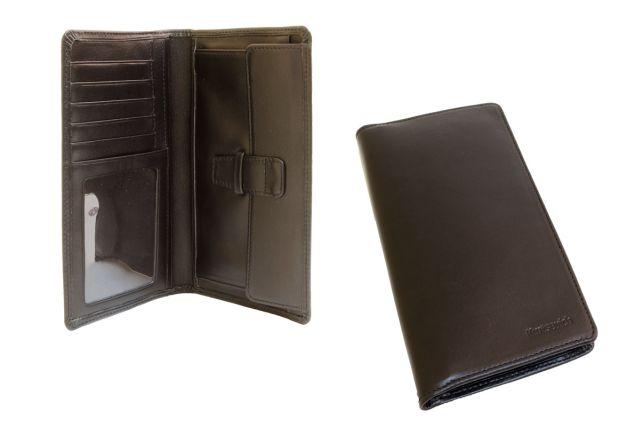 1210н портмоне коричневое