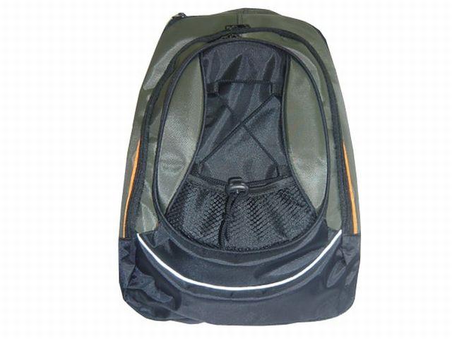 0816к рюкзак черный/хаки