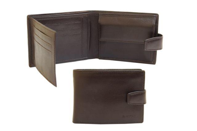 0627мн портмоне коричневое