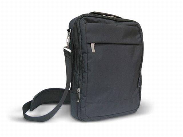 1309к сумка мужская молодежная черная