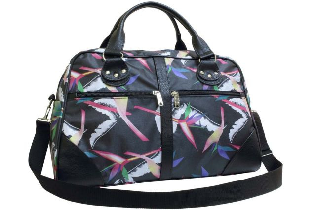 0755к сумка дорожная дизайн