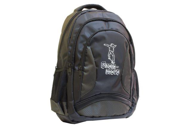 1208к рюкзак черный/хаки