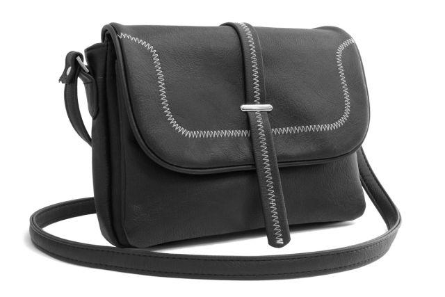 1331 сумка женская черная