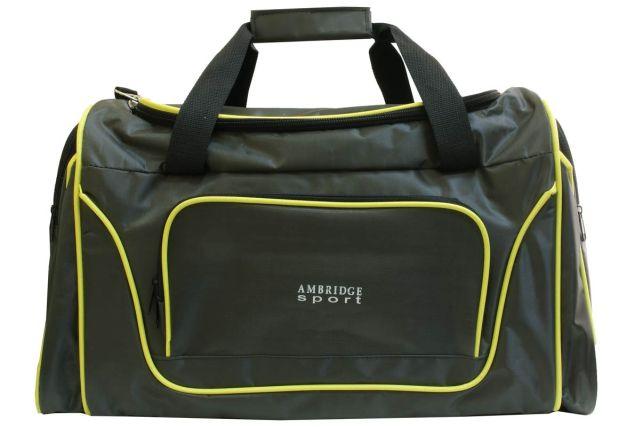 0310к сумка спортивно-дорожная хаки