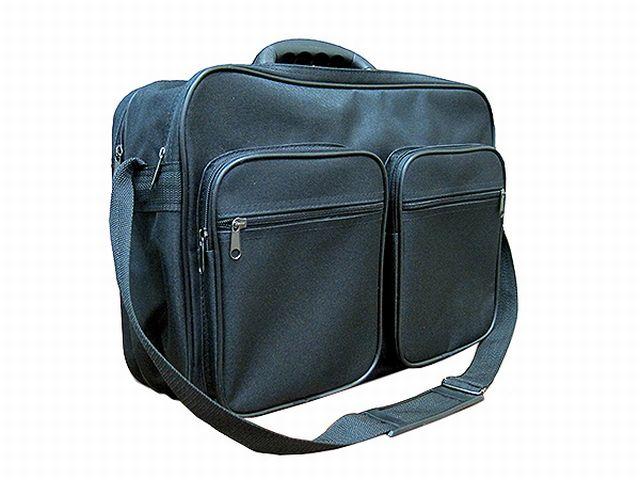 1448к сумка мужская черная