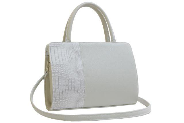 0427 сумка женская серая