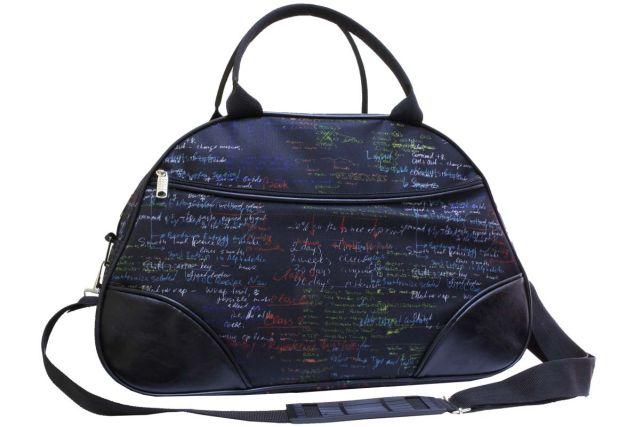 1433к сумка спортивно-дорожная дизайн