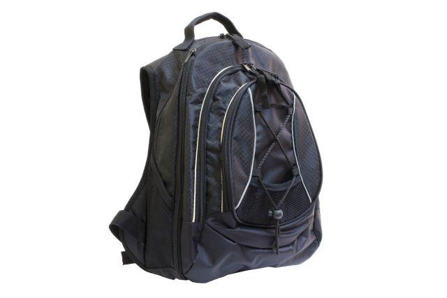 0816к рюкзак черный