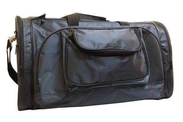 1501к сумка дорожная серая