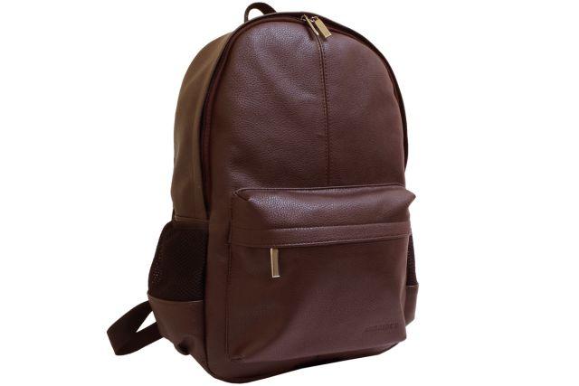 1819 рюкзак коричневый