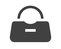 0925к сумка-визитка черная/коричневая
