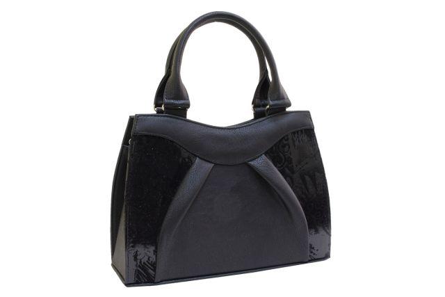 1137 сумка женская черная
