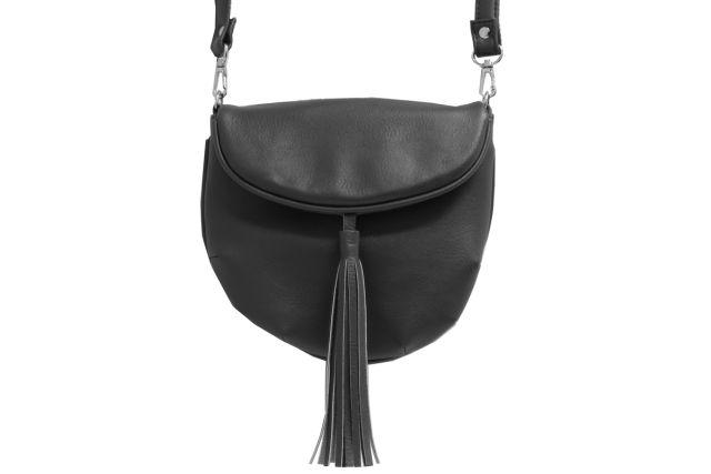 1209 сумка женская черная