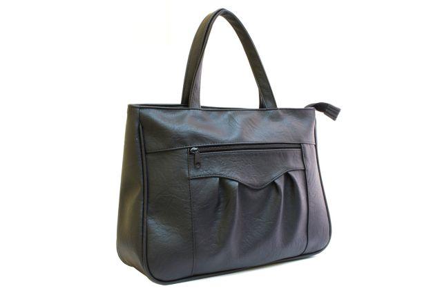 3385 сумка женская черная