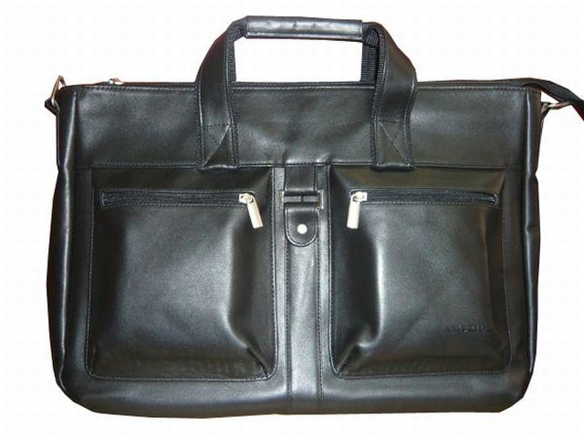 1023н портфель черный