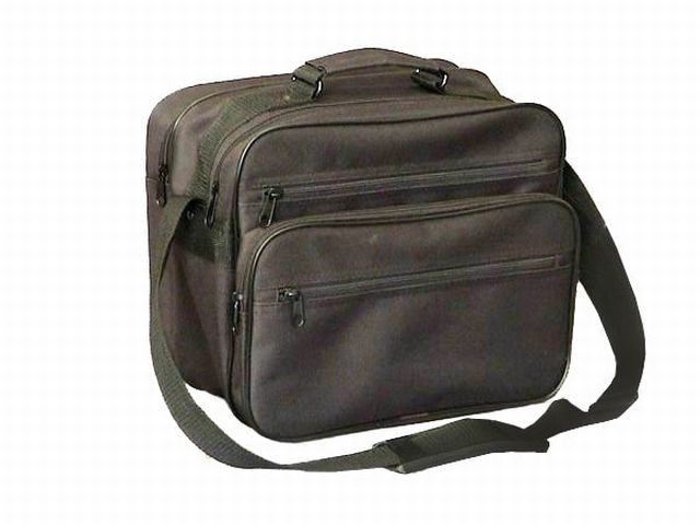 0020к сумка мужская черная