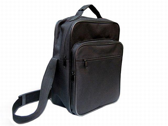 0103к сумка мужская черная