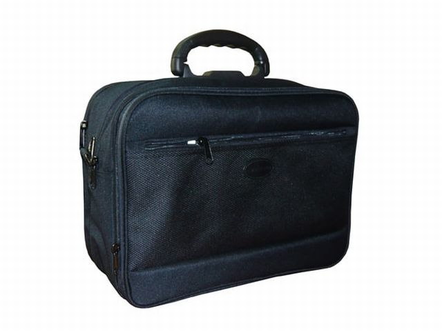 0827к сумка мужская черная