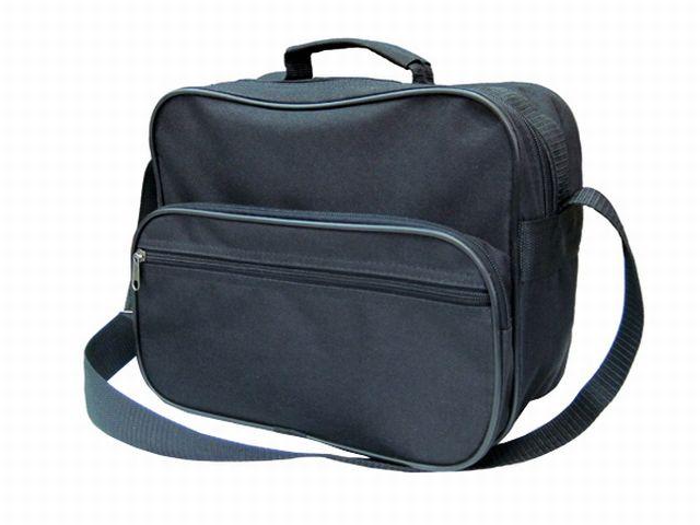 1226к сумка мужская черная