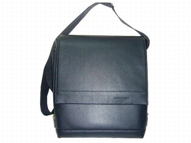 1139 сумка мужская молодежная черная