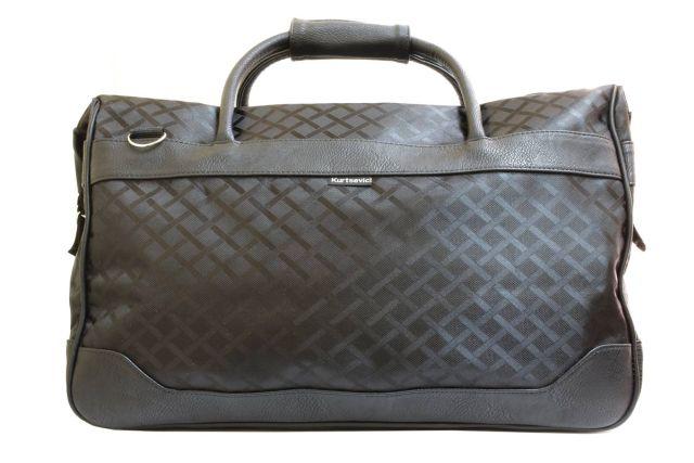 1108к сумка дорожная черная