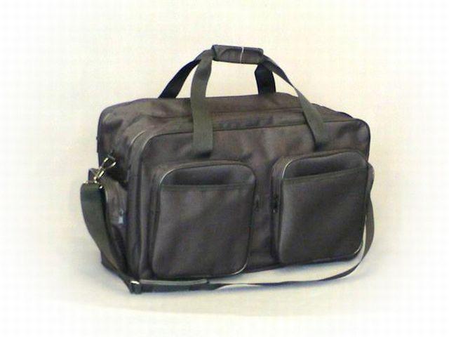 8033к сумка дорожная черная