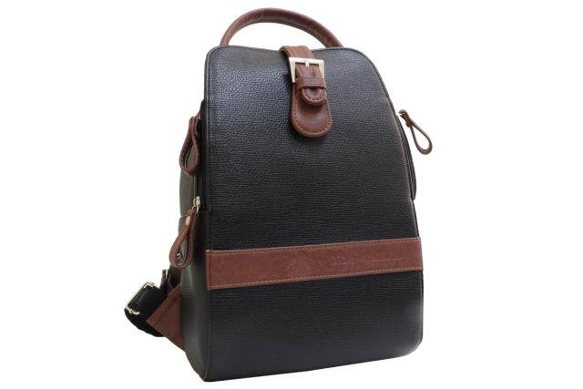 1215 рюкзак черный