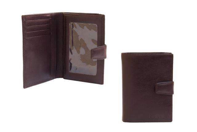 0618мн портмоне коричневое