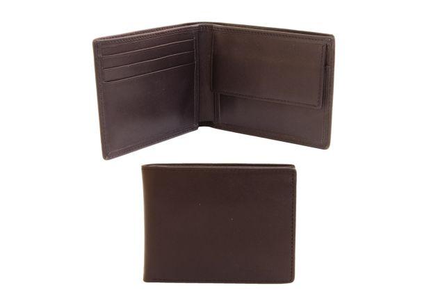 0621н портмоне коричневое