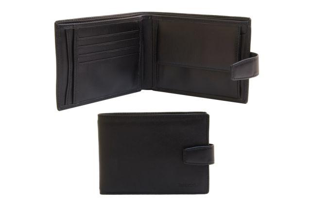 0629мн портмоне черное