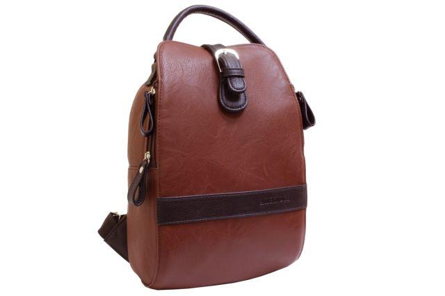 1215 рюкзак рыжий