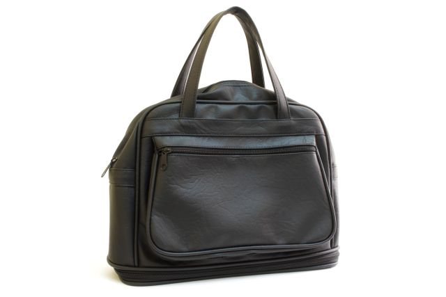 4264 сумка женская черная