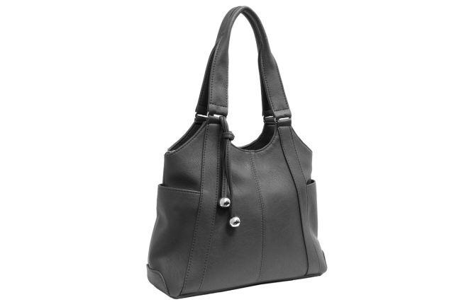 1223 сумка женская черная