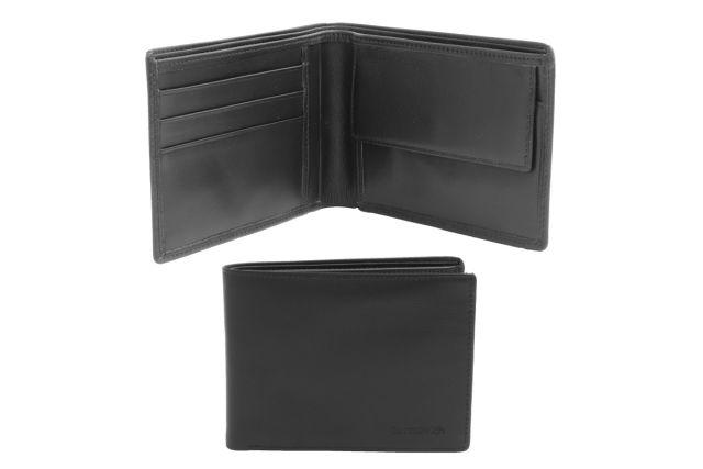 0616н портмоне черное