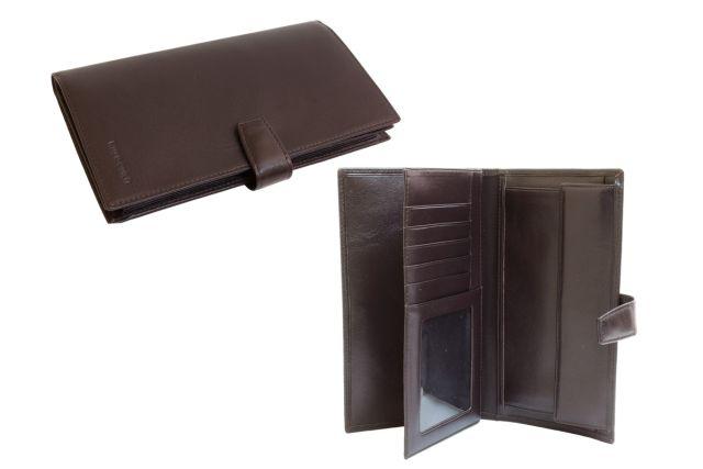 1110мн портмоне коричневое