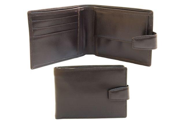 0616мн портмоне коричневое