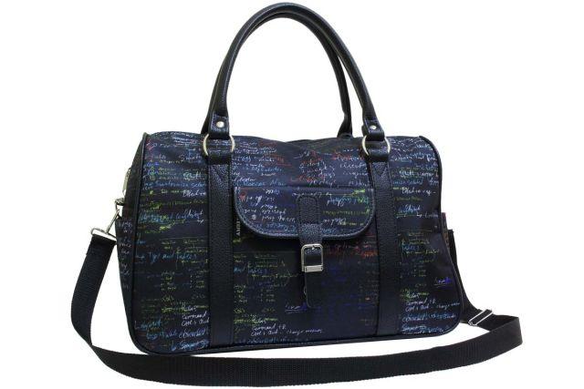 1203к сумка дорожная дизайн