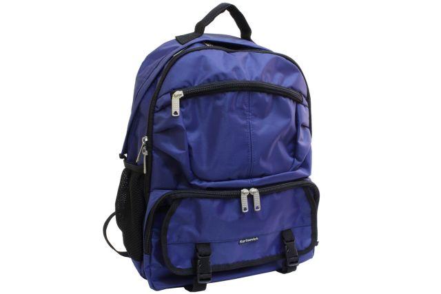 1058к рюкзак синий
